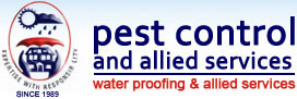 Pest Control And Allied Services